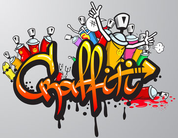 Graffiti Copyright Battles